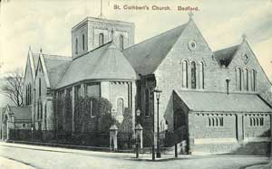 Parafia Bedford